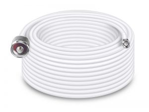 coaxial cables for signal coverage